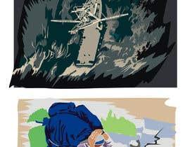 #24 for Illustrate 8 pictures for a digital presentation af dulhanindi