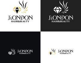 #161 for LDN Hair & Beauty Logo Design af charisagse