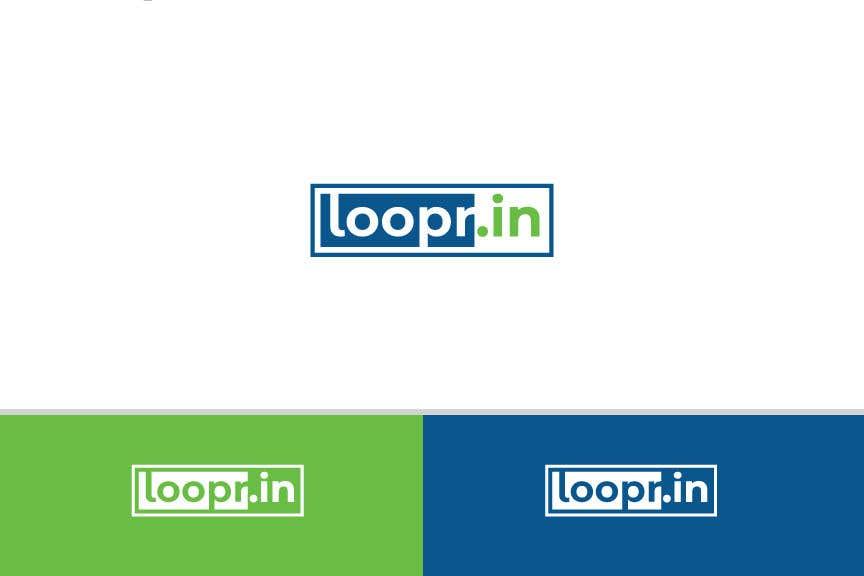 Konkurrenceindlæg #12 for Epic Logo Design for loopr.in