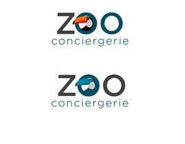 "#15 для logo for a project. It is a Pet/Zoo Store called ""Zoo Conciergerie"" от anim45"
