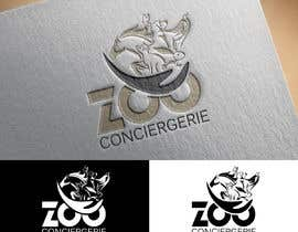 "#9 cho logo for a project. It is a Pet/Zoo Store called ""Zoo Conciergerie"" bởi sunny005"
