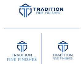 Nro 28 kilpailuun Traditions Fine Finishes Logo käyttäjältä designersart99