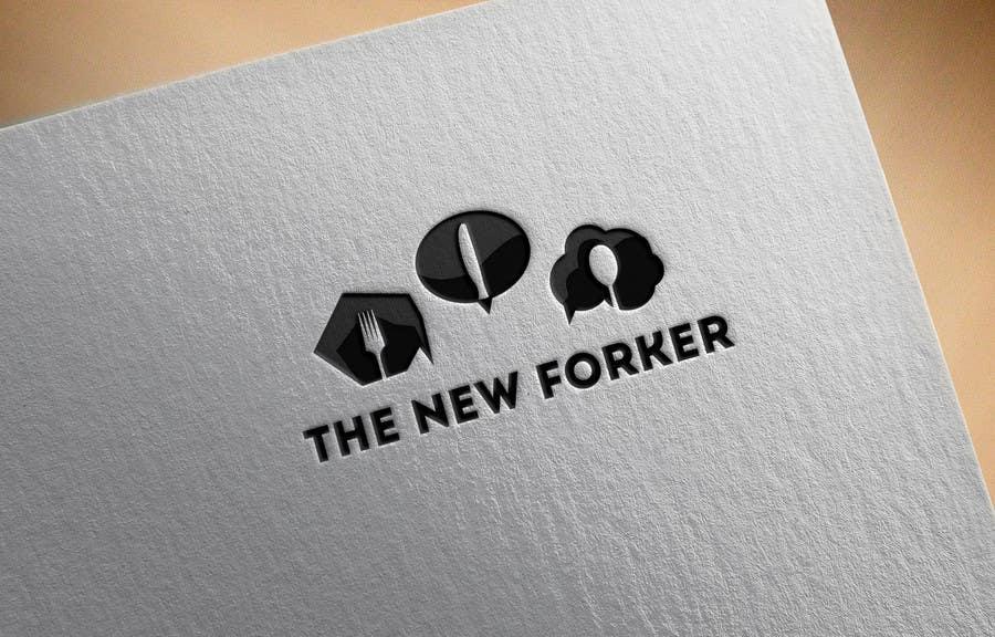 Inscrição nº                                         4                                      do Concurso para                                         Design a Logo for The New Forker