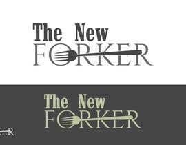 #20 para Design a Logo for The New Forker por cbarberiu
