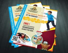 #3 cho Design a Flyer for a kids book store bởi rajinduwara