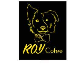 #19 for I have planed to open a 3rd generation coffee shop. It's name will be Roy Coffee and I have a dog, it's name Roy and It have colors black and yellow. that's why I want to that my logo have to a simple dog and it's color have to black and yellow. by ajith68