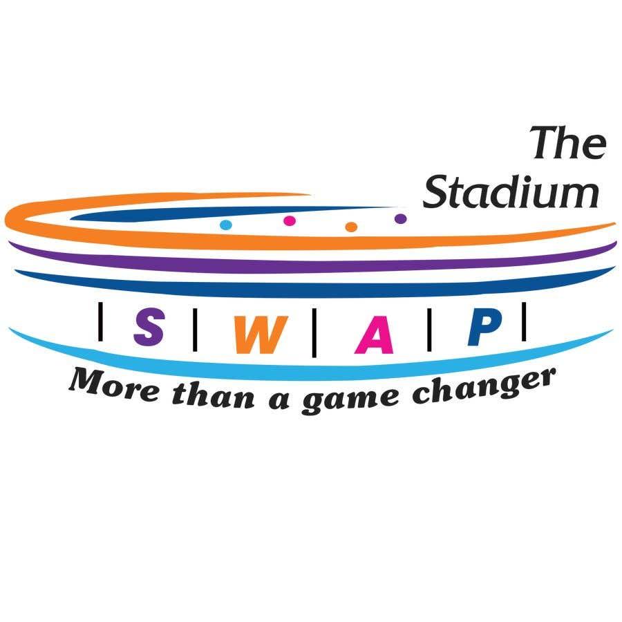 Konkurrenceindlæg #718 for The Stadium Swap Logo