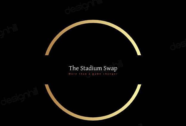 Konkurrenceindlæg #1127 for The Stadium Swap Logo