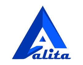 #179 for I need a logo with a touch of color , simple and elegant  .  Logo name ( alita ) af ayangraph