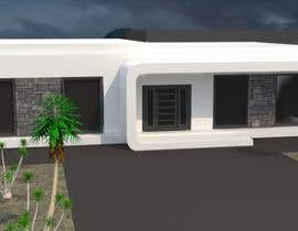 #38 for Front elevation single story house af tamunatoloraia