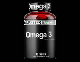 Nro 5 kilpailuun Design label for vitamins bottle käyttäjältä Mohammedazzam7