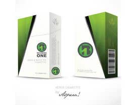 #8 for Professional Cigarette Box Design with Modern Style af bluebird708763
