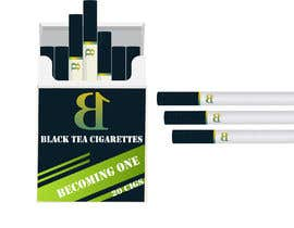 #70 for Professional Cigarette Box Design with Modern Style af subhavtrehan