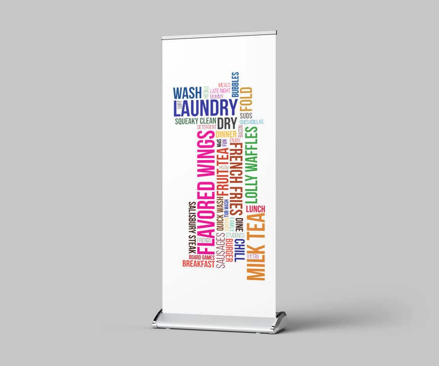Contest Entry #20 for Create 4x10 feet Marketing Material
