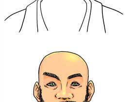 #22 para Sketches of head shots for website por juliantoK