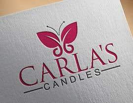 "abutaher527500 tarafından Design a logo for ""Carla's Candles""' için no 80"
