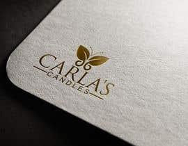 "abutaher527500 tarafından Design a logo for ""Carla's Candles""' için no 82"
