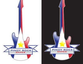 nº 11 pour Logo Design for Pinoy Rock Games par r7ha