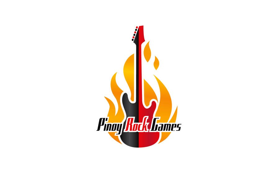 Logo Design Contest Entry #40 for Logo Design for Pinoy Rock Games