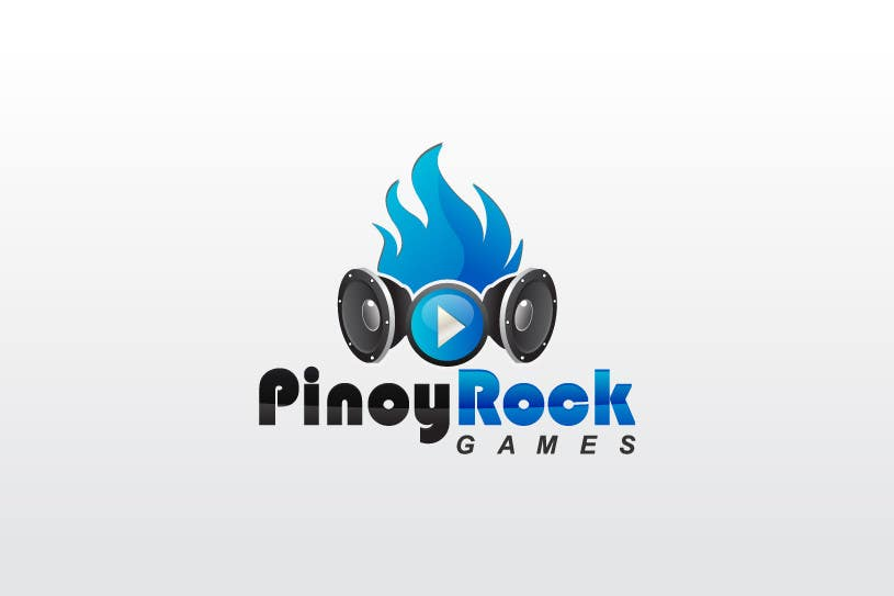 Logo Design Contest Entry #36 for Logo Design for Pinoy Rock Games