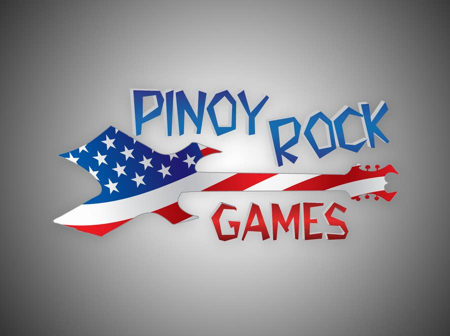 Logo Design Contest Entry #14 for Logo Design for Pinoy Rock Games