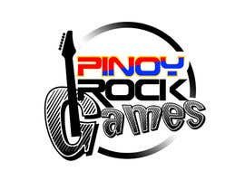 #23 for Logo Design for Pinoy Rock Games af dondonhilvano