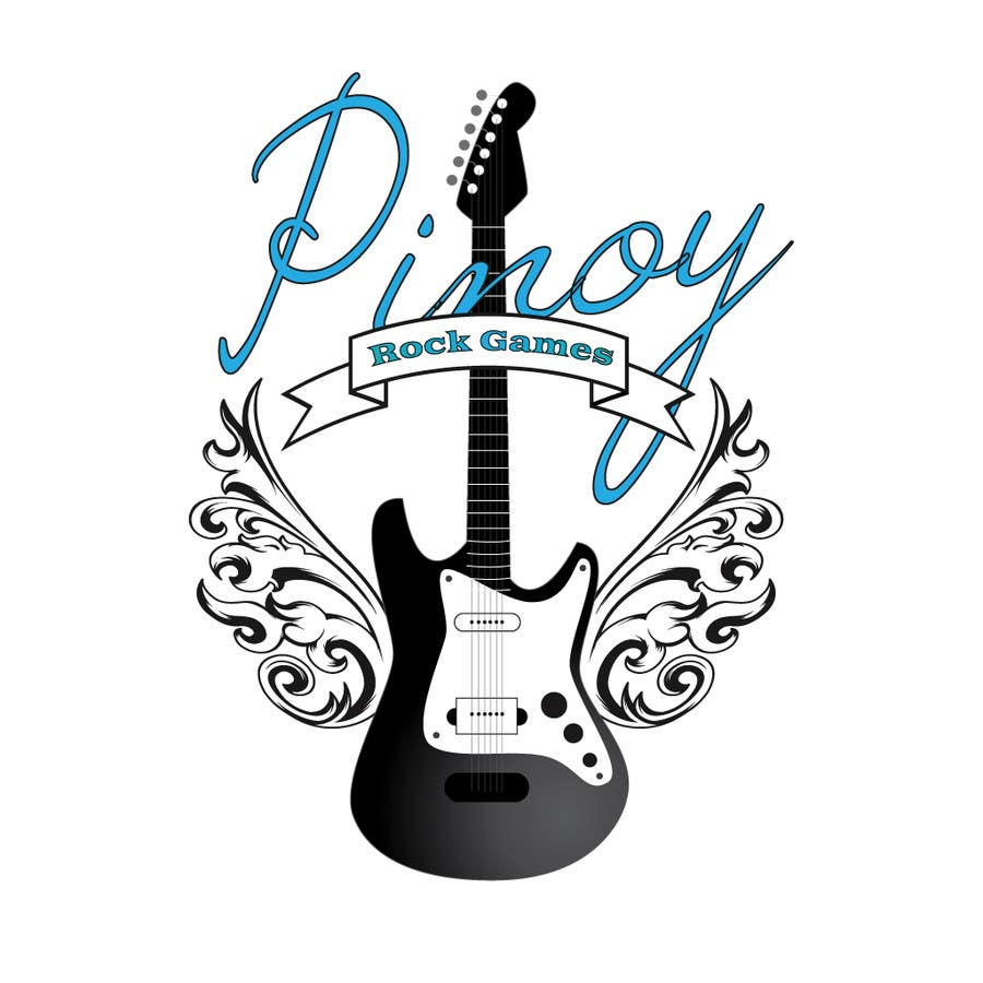 Logo Design Contest Entry #26 for Logo Design for Pinoy Rock Games