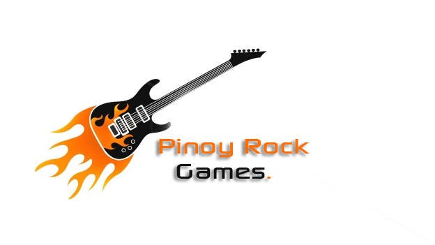 Logo Design Contest Entry #31 for Logo Design for Pinoy Rock Games