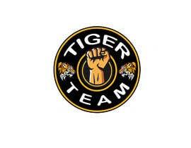 shompa28 tarafından #TIGER_team logo için no 28