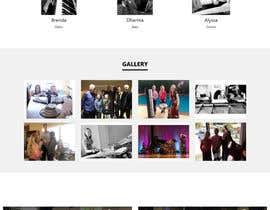 SifayetUllah tarafından Update young female jazz band website (pinktrio.com) to look more professional için no 14