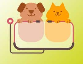Nro 16 kilpailuun cat and dog cartoon logo käyttäjältä jahidulhoqe556