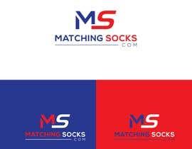 Nro 224 kilpailuun Logo For Sock Company käyttäjältä shahnur077