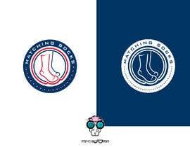 Nro 217 kilpailuun Logo For Sock Company käyttäjältä GeorgeOrf