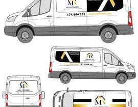 #1 для Van/Truck Design от AshrafAliKhan007