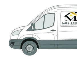 #13 untuk Van/Truck Design oleh MunzalinAnwar