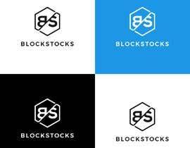 CreativityforU tarafından Logo for Blockstocks. için no 149