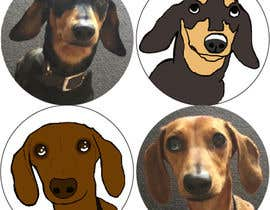 #4 for I would like two images made of each of my dogs, similar to the pin ! by SaraHni10