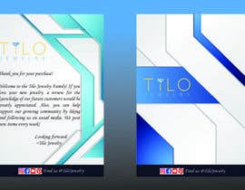 #3 untuk Tilo Jewelry 4x6 flyer oleh Ramja1