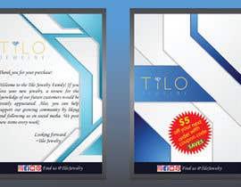 #17 untuk Tilo Jewelry 4x6 flyer oleh Ramja1