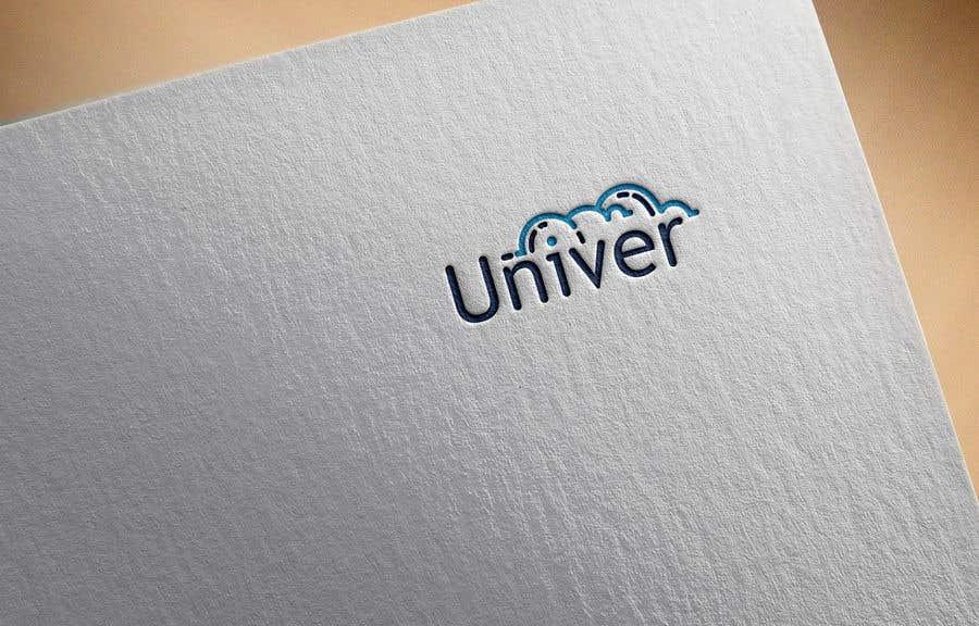 Bài tham dự cuộc thi #222 cho Univer logo