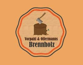 #103 para Firewood company searching for logo design por deff29