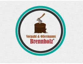 #141 para Firewood company searching for logo design por deff29