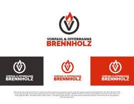 #194 pentru Firewood company searching for logo design de către ORCAGD