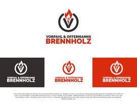 #263 para Firewood company searching for logo design por ORCAGD
