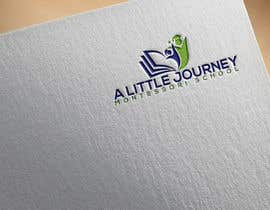 "#29 untuk ""A Little Journey Montessori School"" Logo oleh mondalrume0"