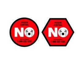 Nro 53 kilpailuun Product Safety Stickers käyttäjältä GraphicDesi6n