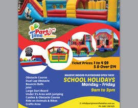 MOMODart tarafından School Holiday Fun Flyer için no 54