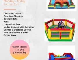 aisyahamran9996 tarafından School Holiday Fun Flyer için no 56