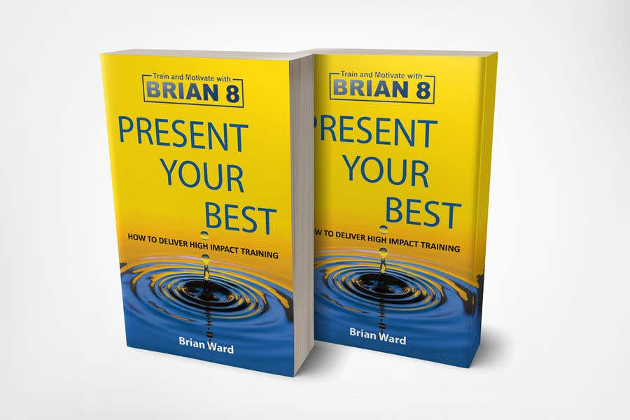 Bài tham dự cuộc thi #113 cho design a book cover for PRESENT YOUR BEST
