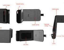 #4 untuk Looking for industrial designer to design NEW slim wallet for mans oleh ecemozkurt